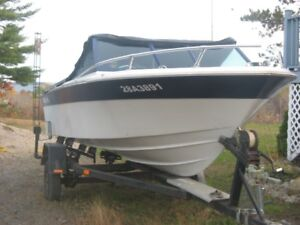 17 foot speed boat for sale OR TRAID