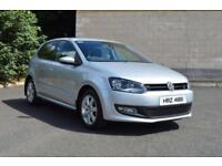 2014 VOLKSWAGEN POLO 1.2 MATCH EDITION 5D 59 BHP