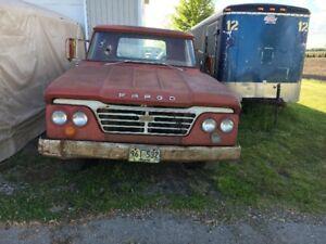 1963 Fargo  runs drives need TLC