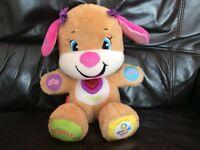 Fisher price teddy bear