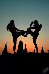 Muay Thaï  - Kickboxing - Auto Defense - Boxe - Fitness - Cardio