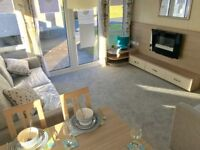 Cheap Brand New Static Home £39,995 inc fees, rates and ins. Pet friendly. Next to beach
