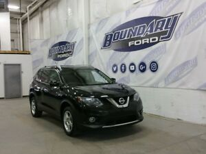 2014 Nissan Rogue SV W/ Panoramic Sunroof, Remote Start