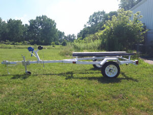 NEW BOAT TRAILER/ JET SKI - for 8 to 16 Foot Boats