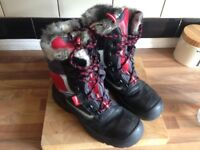 Flexi-Tog Winter Boots Size 9
