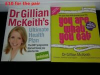 Healthy eating / diet books
