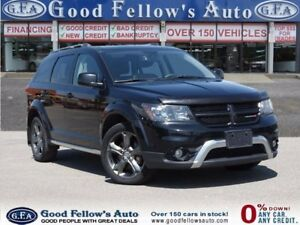 2015 Dodge Journey CROSSROAD | 7 PASSR NAVI CAM SUNROOF LEATHER