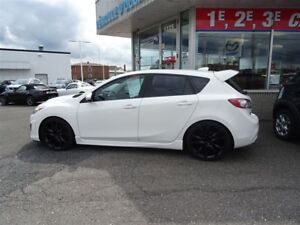 2012 Mazda Mazdaspeed3 **TECH**+NAV+PUSH BUTTON+++