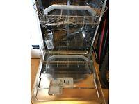 Hot point dish washer