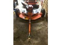 Chapman RM120 Rotary Grass Cutter.