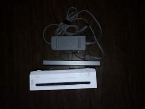 Modded Wii - All cables - Will deliver