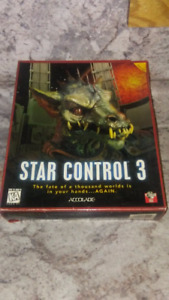 Older PC games - Wing Commander - Star Control
