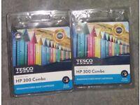 HP 300 Combo x2(£20)...... HP 300 black x3(£15)........ HP 350 black x2(£15)