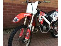 Cr125 2001 £1275 great fast bike