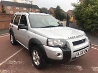 2006 LAND ROVER FREE LANDER TD4 AUTO SEVICE HISTORY HPI CLEAR READ ADD £995