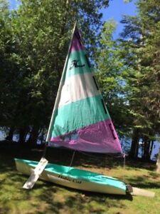 Hobie Cat FunSeeker - 14' Sailboat