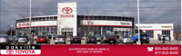 WANTED - Concierge at Oakville Toyota