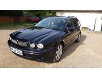 BARGAIN 2.0 D jaguar estate sport 2006 ( TOP Spec) cheapest on the net