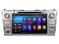 Eonon GA5164F Toyota Aurion / Camry Android 4.4.4 Quad-Core 8″ Multimedia Car DVD GPS