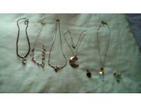 Selection of Ladies Jewelry