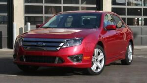2011 Ford Fusion SPORT Sedan AWD All Wheel Drive