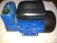 Lowara fluid pump 240V