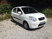 KIA PICANTO 2009 - 79K MILES - ONLY £30 A YEAR ROAD TAX