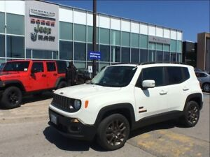 2016 Jeep Renegade North
