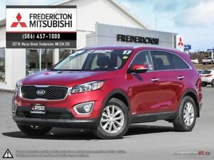 2017 Kia Sorento LX! REDUCED! AWD! HEATED SEATS! ONLY 24K!