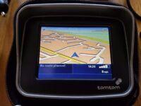 TomTom Rider satnav (GPS, motorcycle, motorbike, waterproof)