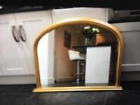 Mantelpiece Mirror