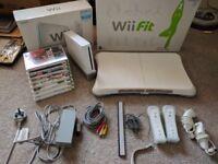 Original Wii, Wii Fit + games