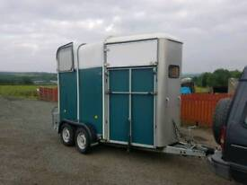 Stunning ifor williams 505 horse box