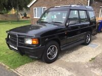 Land Rover Discovery ES Tdi Auto