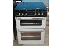 C121 Silver NewWorld 60cm Gas Cooker, Comes With Warranty & Can Be Delivered Or Collected