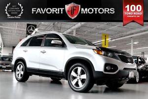 2012 Kia Sorento EX AWD | LTHR | BACK-UP CAM | HEATED SEATS