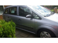Clean Vauxhall Zafira for Sale.