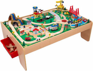 KidKraft model - 17850 Waterfall Mountain Train Set and Table