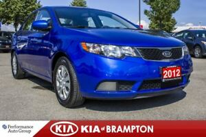 2012 Kia Forte LX|BLUETOOTH|MP3|BUCKETS|CD|PWR STEERING
