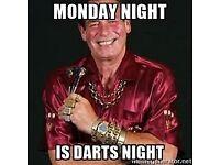 Darts team/ darts player wanted