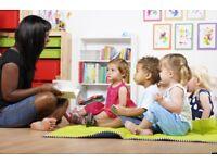 Childminder for hire