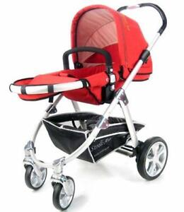 Stroll- Air 3-in-1 Stroller and Accessories