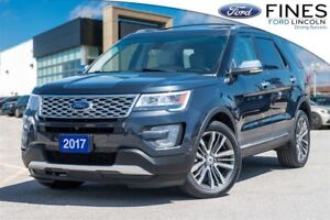 2017 Ford Explorer Platinum - DEMO! $1000 COSTCO REBATE!