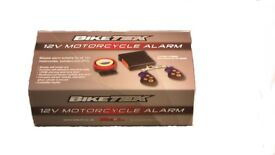 Biketek 12v Motorcycle Alarm - Basic Model From £21.99