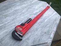"RIDGID 36"" Pipe Wrench"