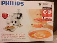 New Philips food processor