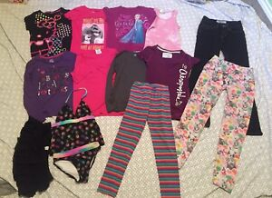 Size 10/12 Girls Clothes