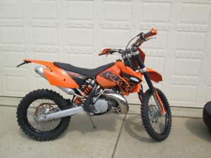 2007 KTM XC-W