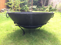 Large Fire Bowl For Sale