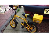 Kids Apollo Digby Bike